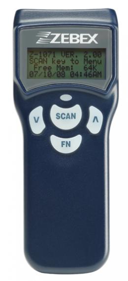 Переносные сканеры с памятью