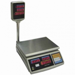 Весы торговые F902H-15ED
